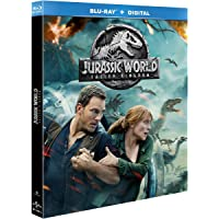 Jurassic world 2 : fallen kingdom [Blu-ray]