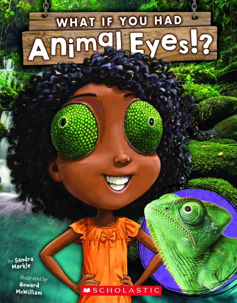Read Online What If You Had Animal Eyes? (What If?) (Turtleback School & Library Binding Edition) PDF