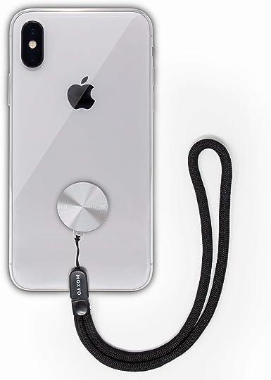 MOXYO Zigi Band - Correa Universal para teléfono móvil y muñeca, Funciona con Todos los Smartphones y tabletas, Incluyendo iPhone y Galaxy y Carcasas: Amazon.es: Electrónica