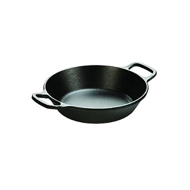 Lodge 8 Inch Round Cast Iron Pan w/Loop Handles