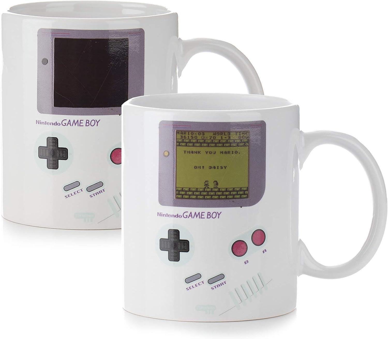 Nintendo Game Boy Heat Changing Mug