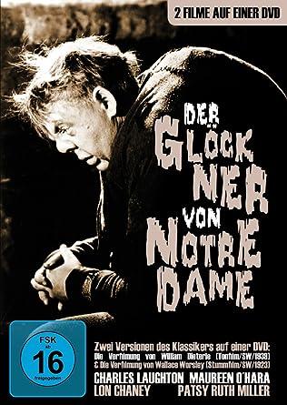 Der Glöckner von Notre Dame (Stummfilm und Tonfilm)