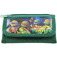 Teenage Mutant Ninja Turtles Ninja Turtles Green Trifold Wallet