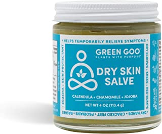 product image for Green Goo Natural Skin Care Salve, Dry Skin Care, 4-Ounce Jar