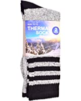 TeeHee Eco Friendly Heavy Weight Recyled Cotton Thermals Boot Socks