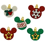 Dress It Up 8233 Disney Button & Embellishments, Mickey Ornaments