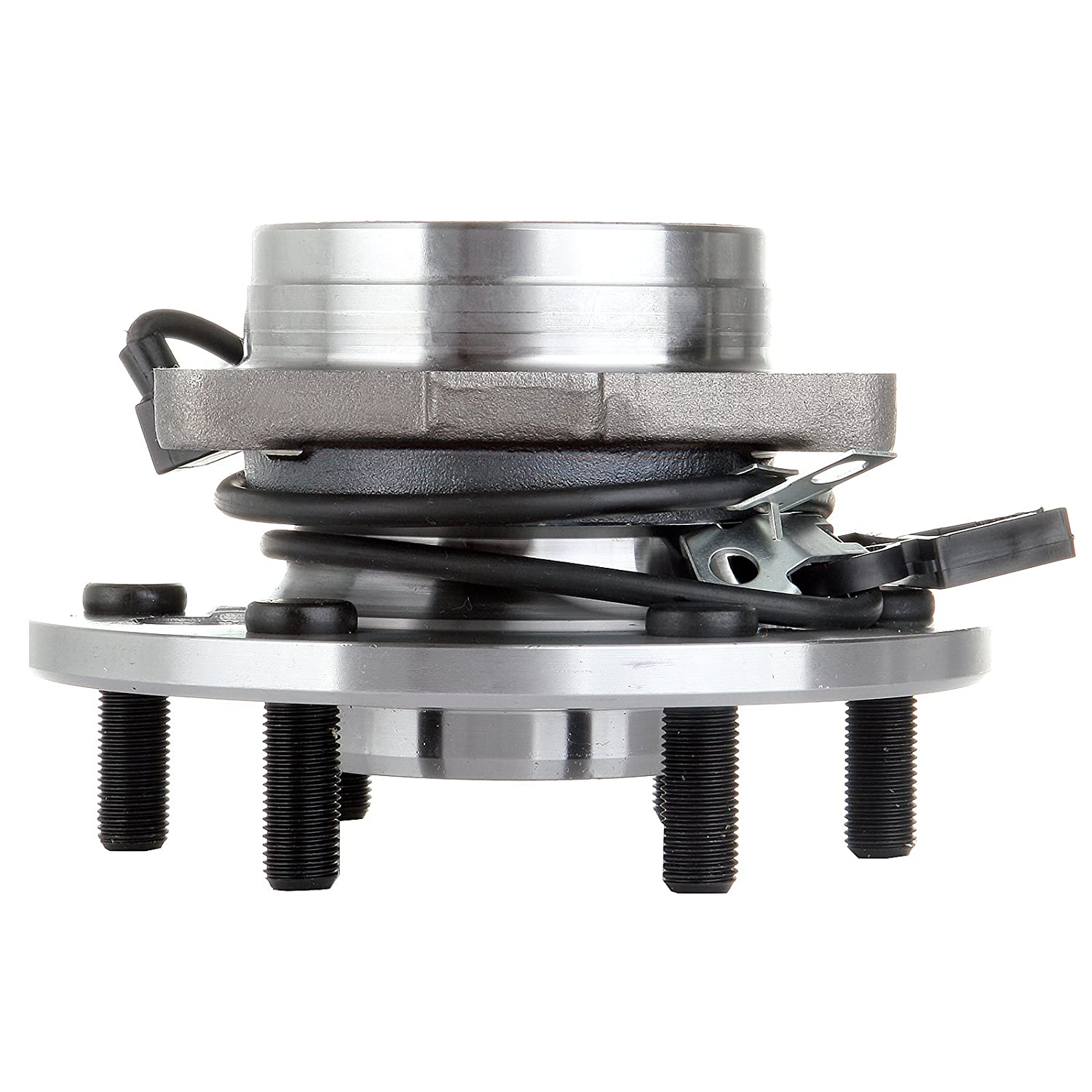 SCITOO Wheel Hub Bearing for Chevrolet Tahoe GMC Cadillac 1995-2000 Compatible for OE 515024 Front 6 Bolts W//ABS 051430-5206-1024057932