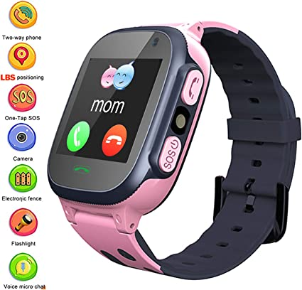Amazon.com: Kids Smartwatch Phone with Position Tracker ...