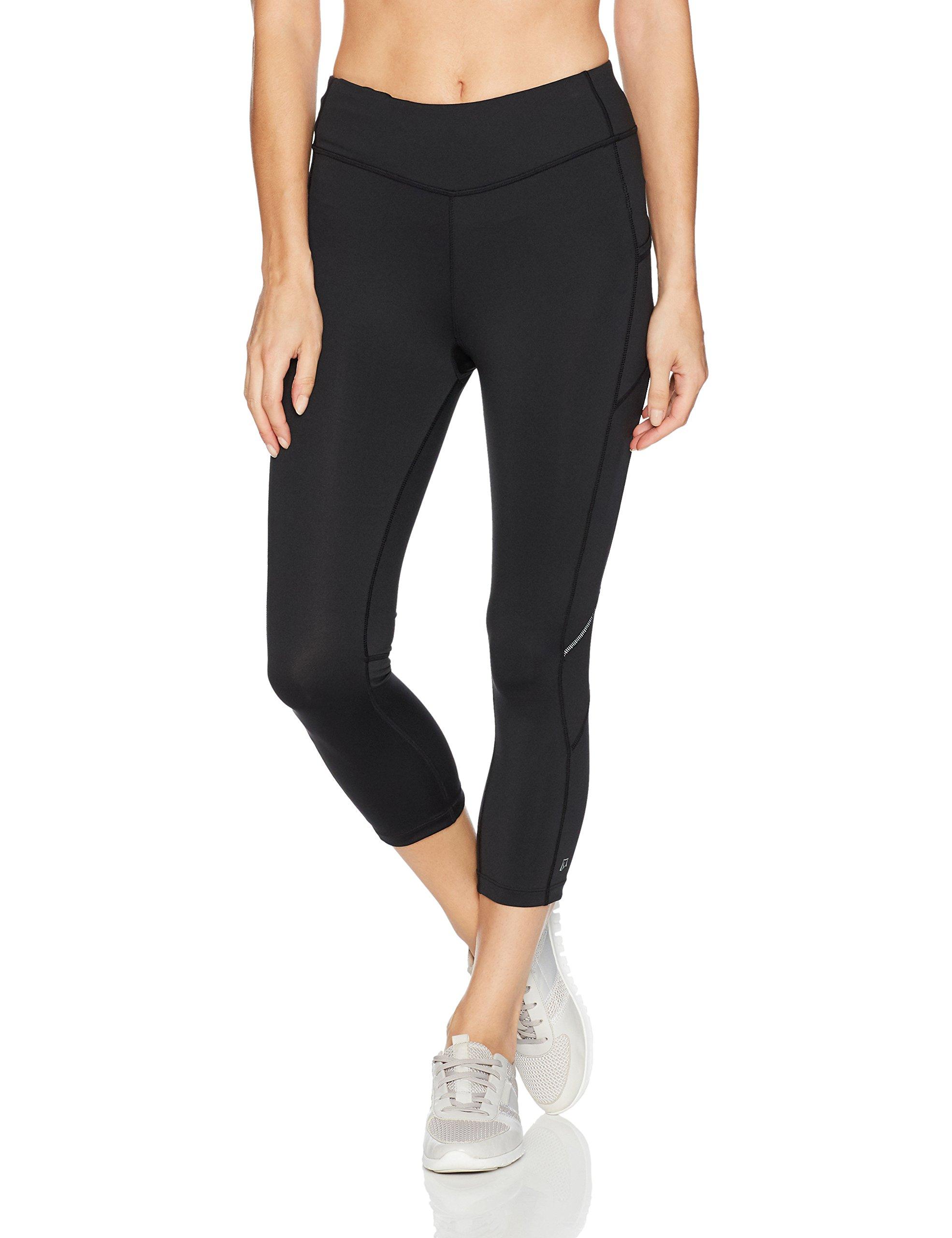 Skirt Sports Women's Pocketopia Capri Pants, Black, X-Large