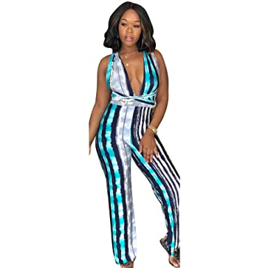 Sexy jumpsuits for women clubbing plus size