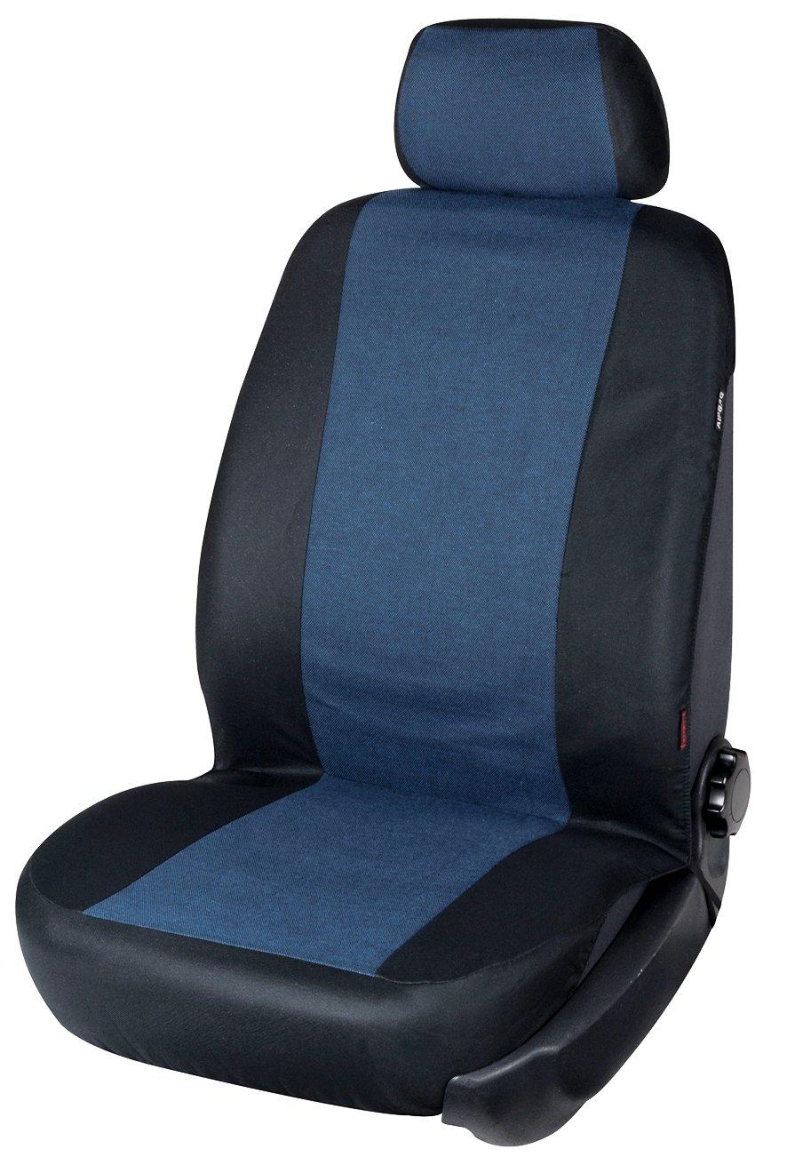 FULL SET 5X BLACK SEAT COVERS CUSHION FOR 5 SEATER CITROEN C8 XSARA PICASSO