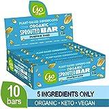 Go Raw Superfood Bars, Pumpkin Seed, Box of 10 Small Bars | Gluten Free Snacks | Vegan | Natural | Organic (Packaging May Vary)