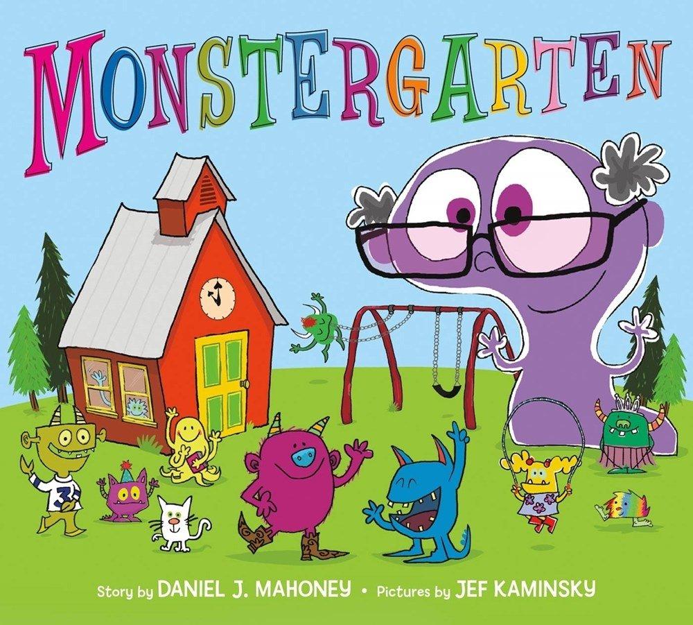 Read Online Monstergarten ebook