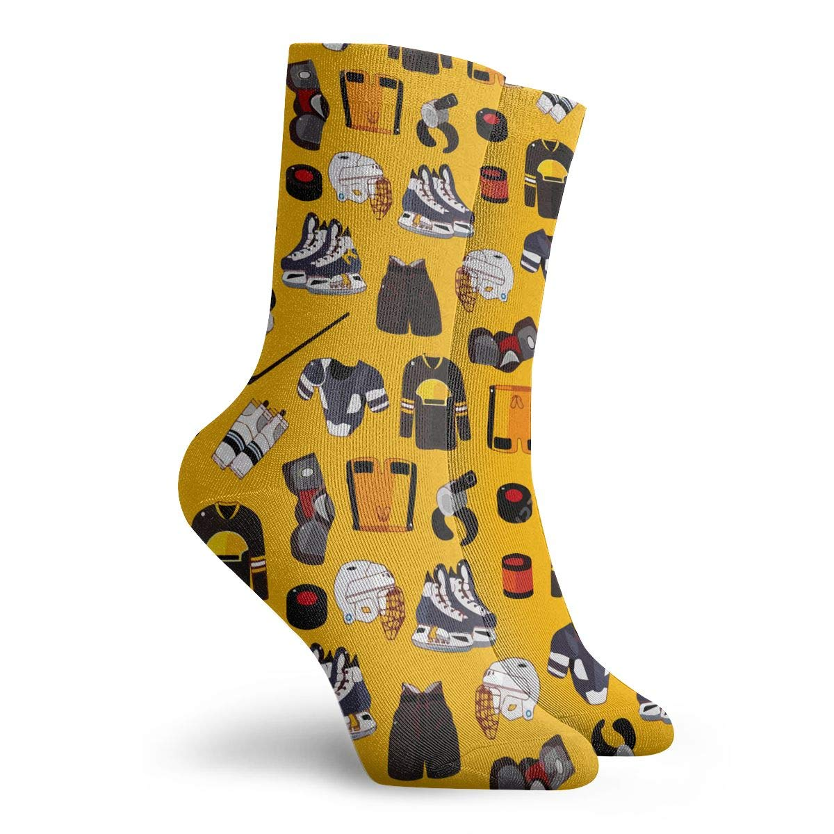 Sports Clothes Unisex Funny Casual Crew Socks Athletic Socks For Boys Girls Kids Teenagers