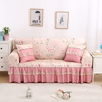 Amazon.com: JIEJING Sofa Covers,Living Room Simple Modern ...