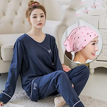 34631360ecb6d mjy Moon clothes, summer cotton thin section, postpartum pregnant women  pajamas, plus fertilizer