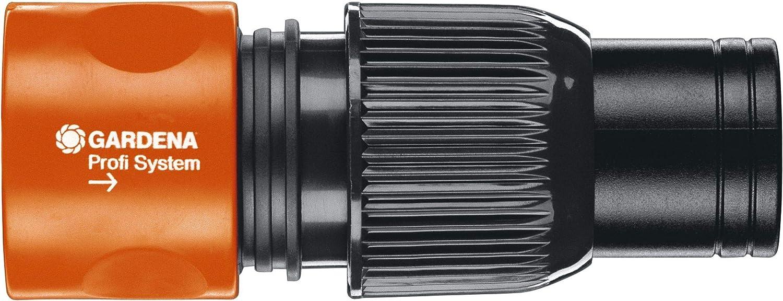 Negro Gardena 01743-20 Adaptador