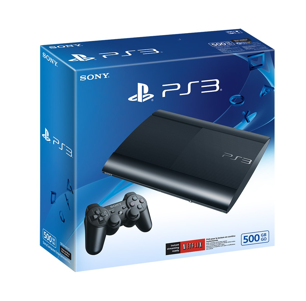 PlayStation 3 500 GB System by Sony (Image #4)