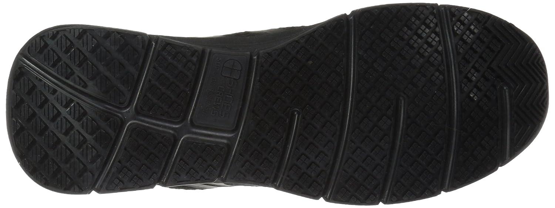 Shoes For Crews Women's Course Slip Resistant Food Service Work Sneaker B07BHJD4DP 7.5 B(M) US|Black