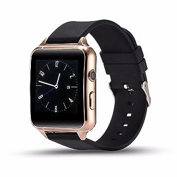 Smart Watch GT08 Reloj Deportivo Tracker teléfono Tracker niños corazón tasa pantalla táctil Android Garmin SIM