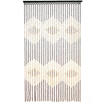 Amazon De Tuscany Design 3 Bambusvorhang Fur Turen Oder Fenster