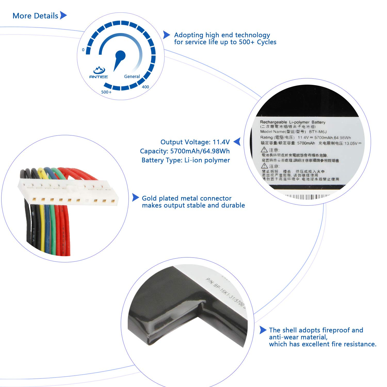 Sacchetto per aspirapolvere adatto per Philips FC 8523//09 PERFORMER ACTIVE sacchetto per la polvere