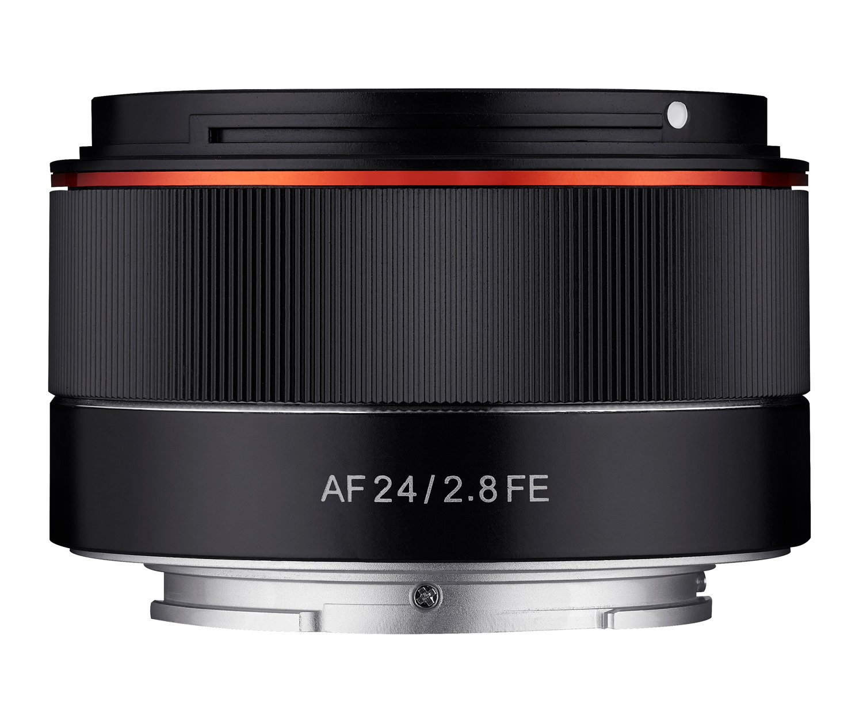Samyang AF 24mm F2.8 FE - Vollformat 24mm Weitwinkel: Amazon.de: Kamera