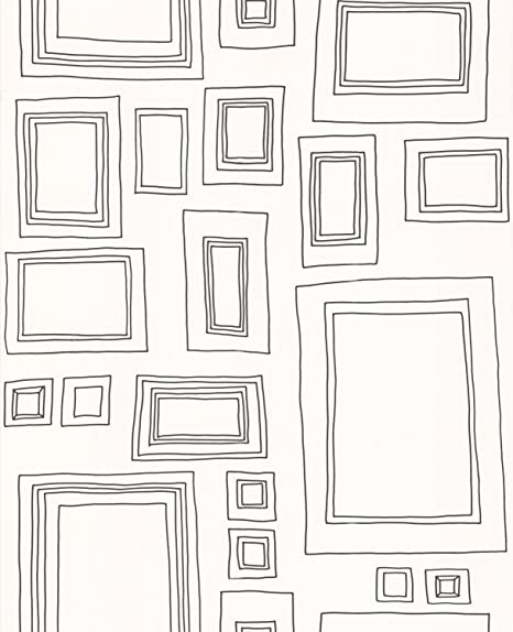 Graham Brown 52050 Design Wallpaper Frame Pattern Amazon