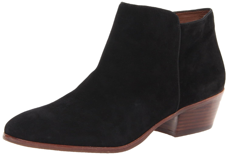 Sam Edelman Women's Petty Ankle Boot B00593OXM4 5.5 B(M) US|Black Suede