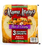 MAMA MARYS PIZZA CRUST 7IN THN CRSP, 9 OZ