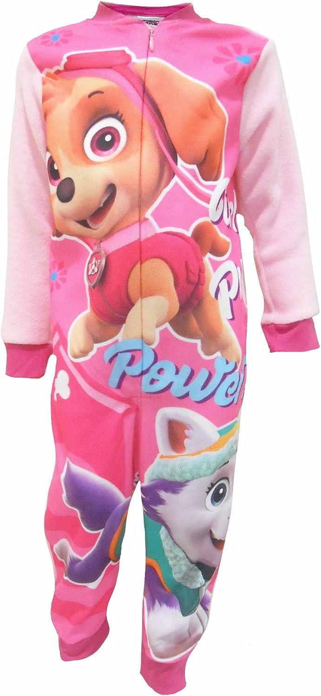 M/ädchen Paw Patrol Onesie pink Welpe Macht