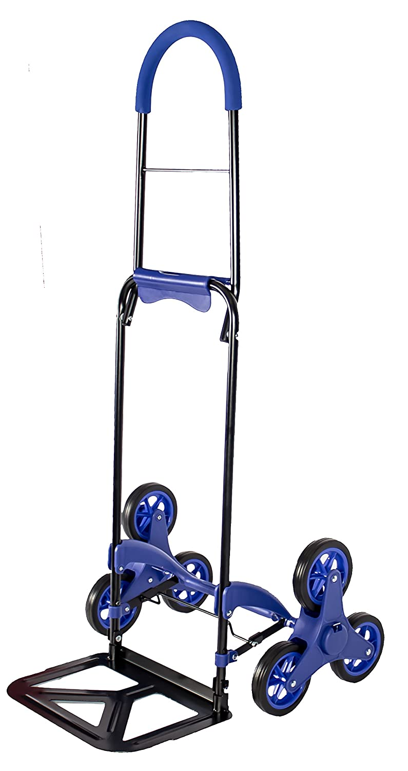dbest products Glider Stair Climber Dolly Blue dbest products Inc 01-669