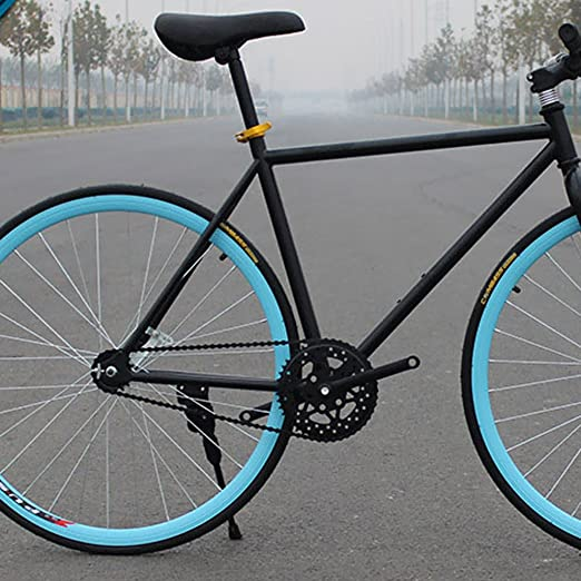 Generic Cha/îne de V/élo Engins Fixes Piste Vitesse Cha/îne de Bicyclette 1//2x 1//8