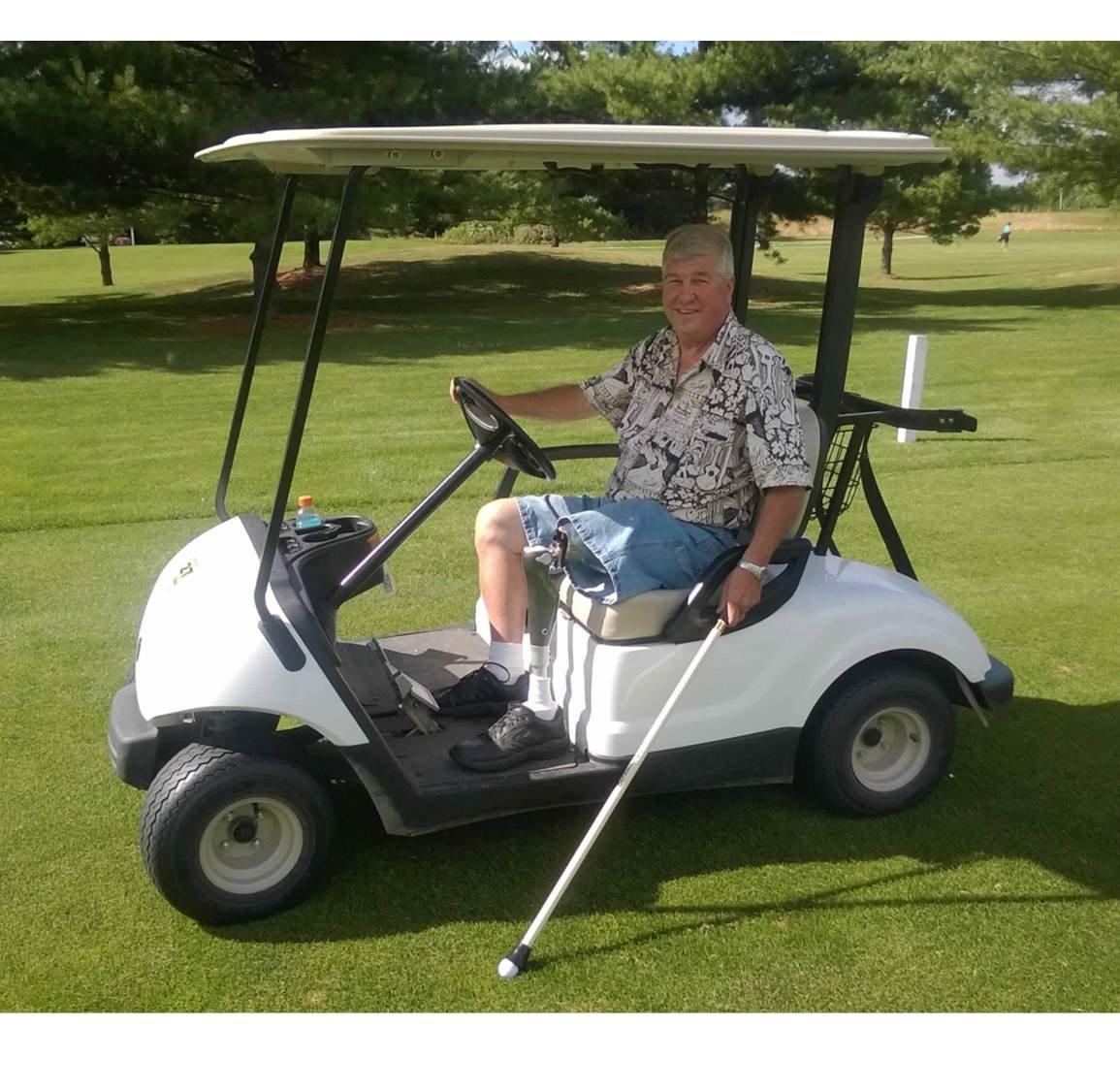 The Original Scramble Stick Golf Ball Retriever, One 32-Inch and One 26-Inch, 2-Pc Set by Scramble Stick (Image #2)
