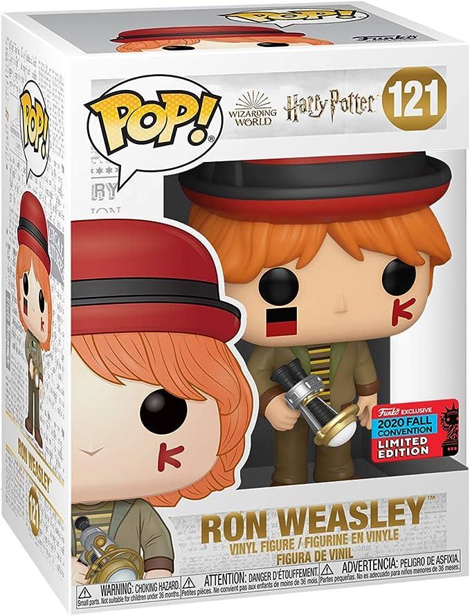 POP Funko Harry Potter 121 Ron Weasley 2020 Fall ...