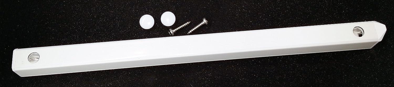 White Aluminium Trickle Vent Large (Only Vent Size - 460mm) BROOKVENT