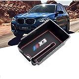【RUIYA】BMW X3 G01(2018現行)対応 センター コンソールボックス 小物入れトレイ フロント コンソール ボックス