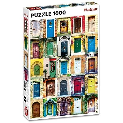 Piatnik 00 5469 Doors Puzzle: Toys & Games