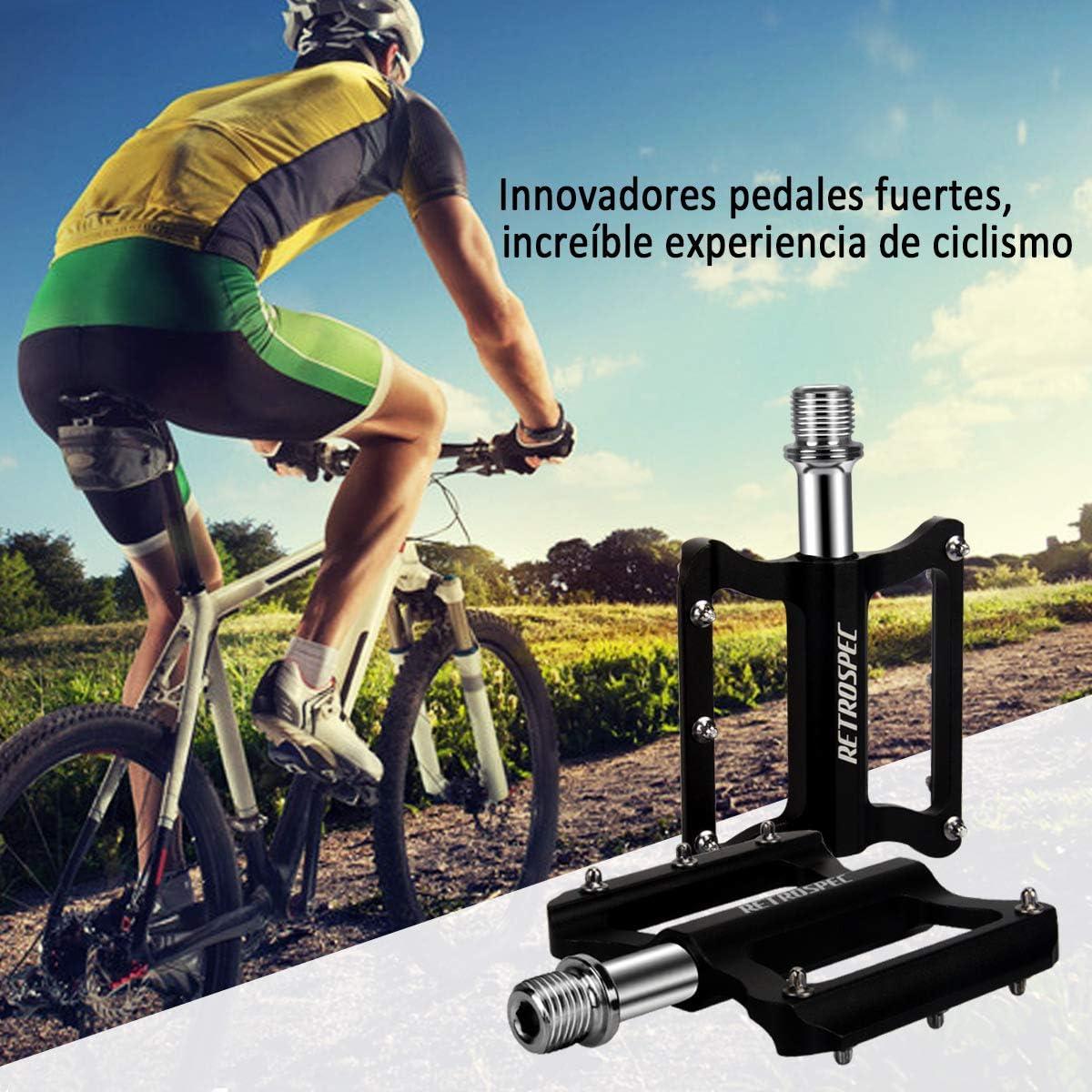 Gindoly Pedales Bicicleta de Montaña CNC de Aleación de Aluminio ...
