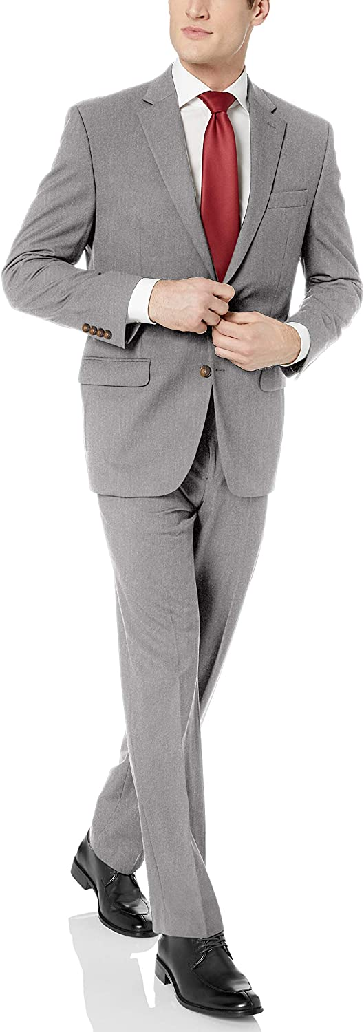 CHAPS Mens All American Classic Fit Suit Separates-Custom Jacket /& Pant Size Selection Business Suit Pants Set