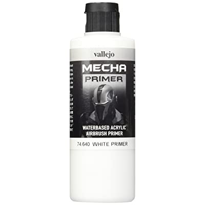 Vallejo White 200ml Painting Accessories: Toys & Games