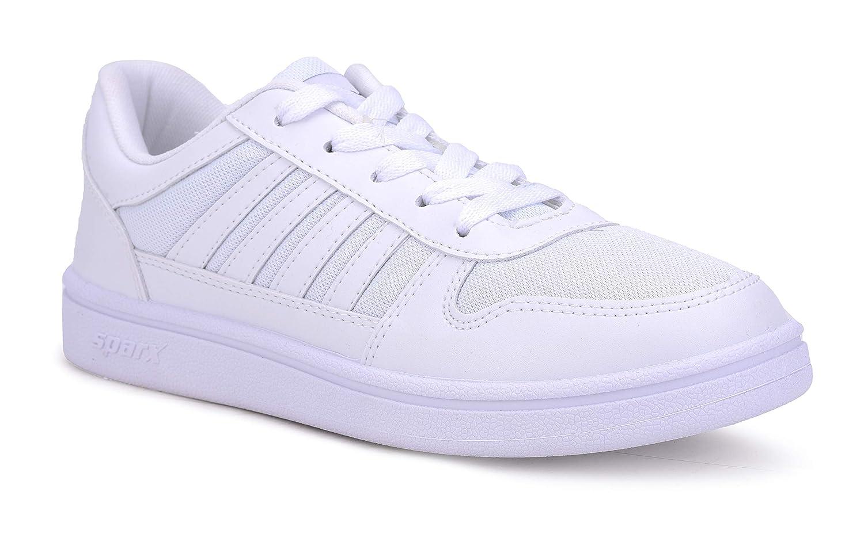 Buy Sparx Men's White Sneakers