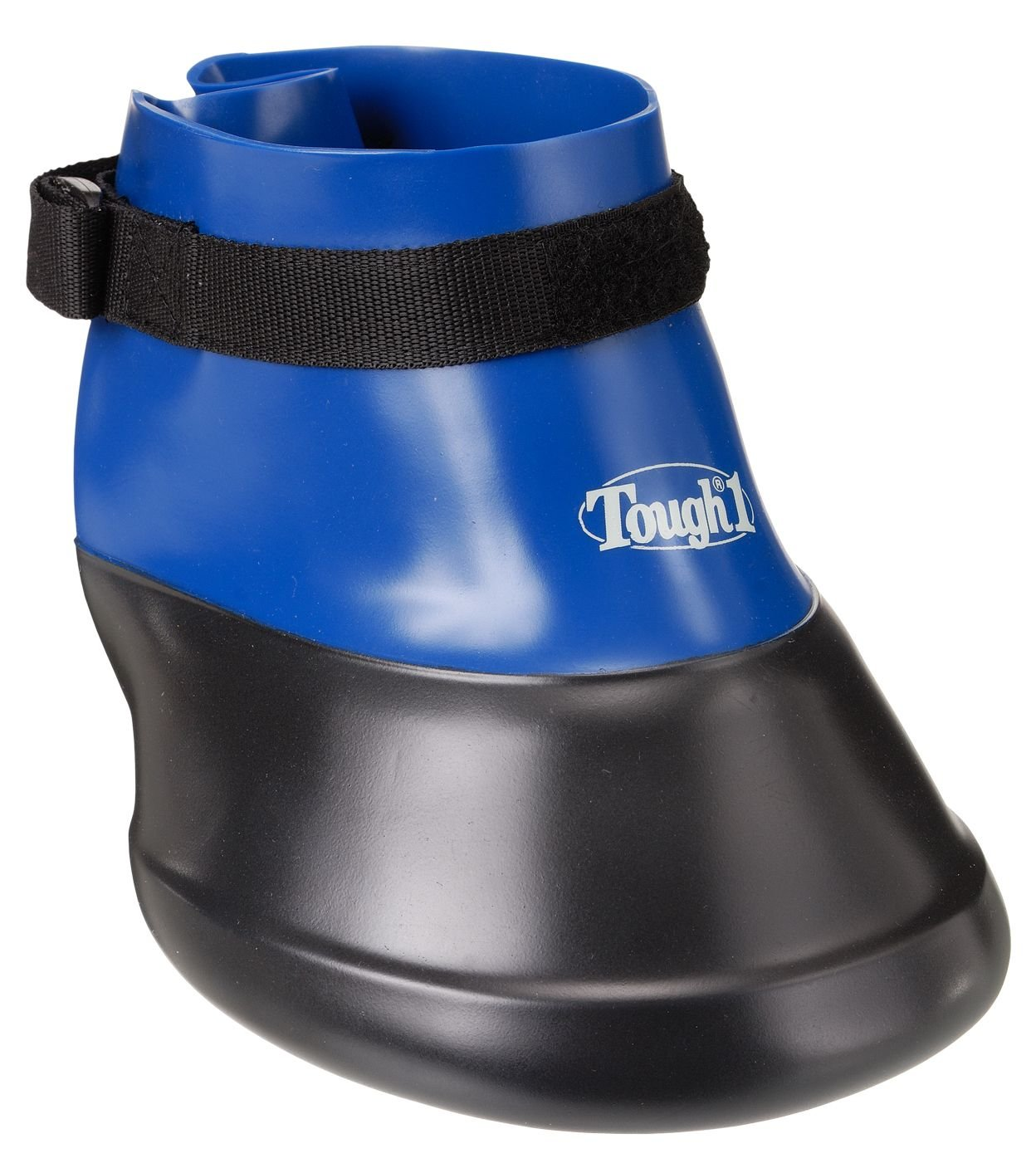Tough 1 Hoof Saver Boot, Royal Blue, Medium by Tough 1