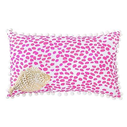 e0e72ee39f3ceb Lilly Pulitzer Indoor//Outdoor Large Decorative Pillow, Gypsea Girl  Lifeguard Press Xmas Ornaments