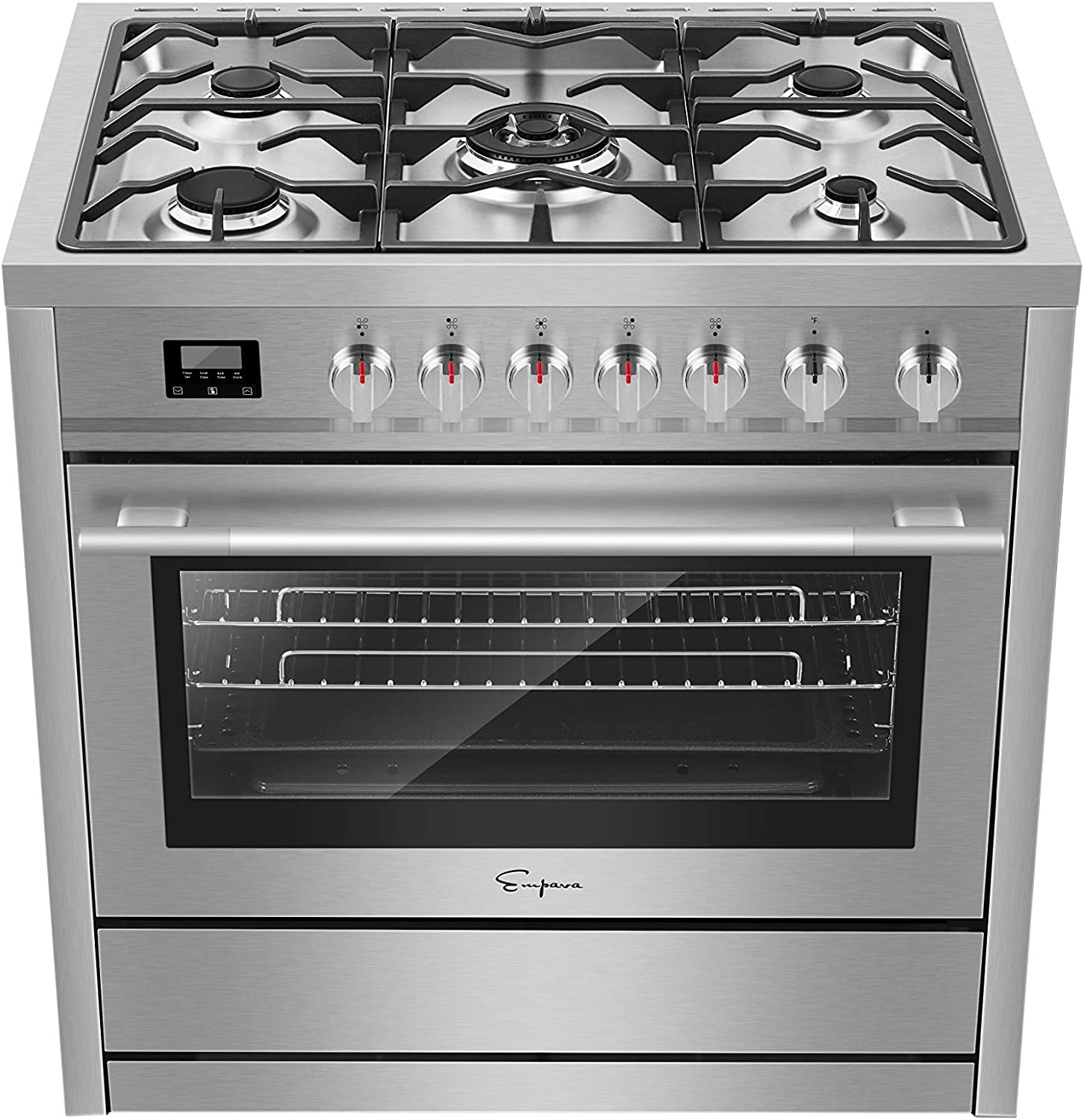 Empava Gas cooktop : Best gas cooktop with downdraft