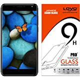 Intex Cloud S9 Tempered Glass , Temper Glass , Gorilla Glass , Tempered Glass Screen Protector For Intex Cloud S9 (HD Pro+ 9H 2.5D Curved 0.3mm Thickness Premium)