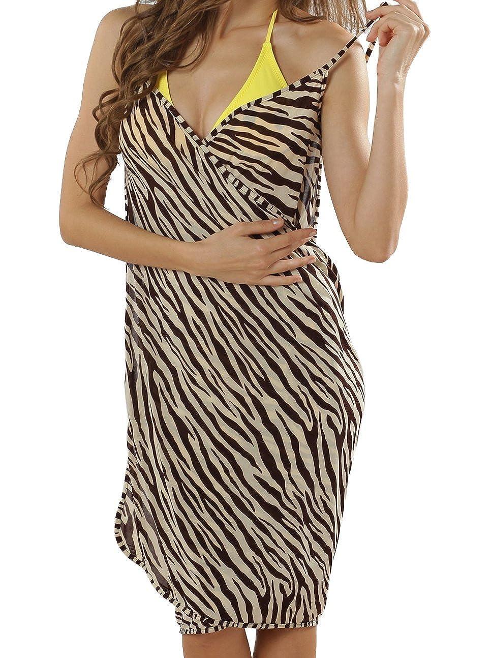 fbe9e7b06d92c Top1: Beach Coverups for Women Scarf Beach Towel Dresses Wraps Tank Top Swimsuit  Bikini Stylish Cover Ups