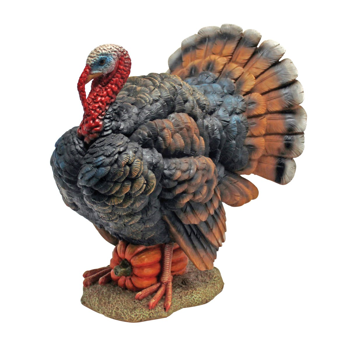 Design Toscano North American Turkey Statue