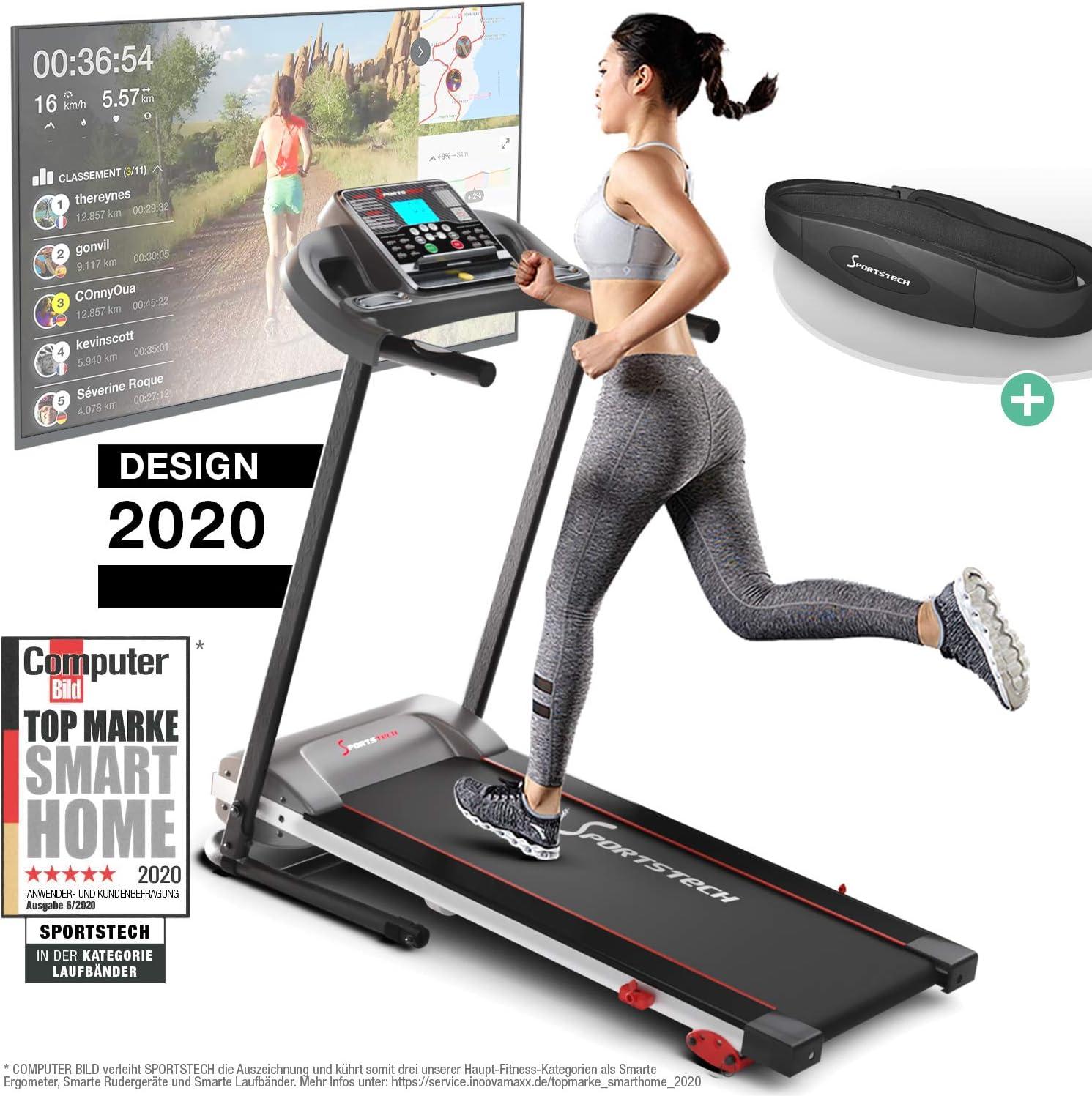 Sportstech F10 Cinta de Correr Modelo 2020 - Marca de Calidad ...