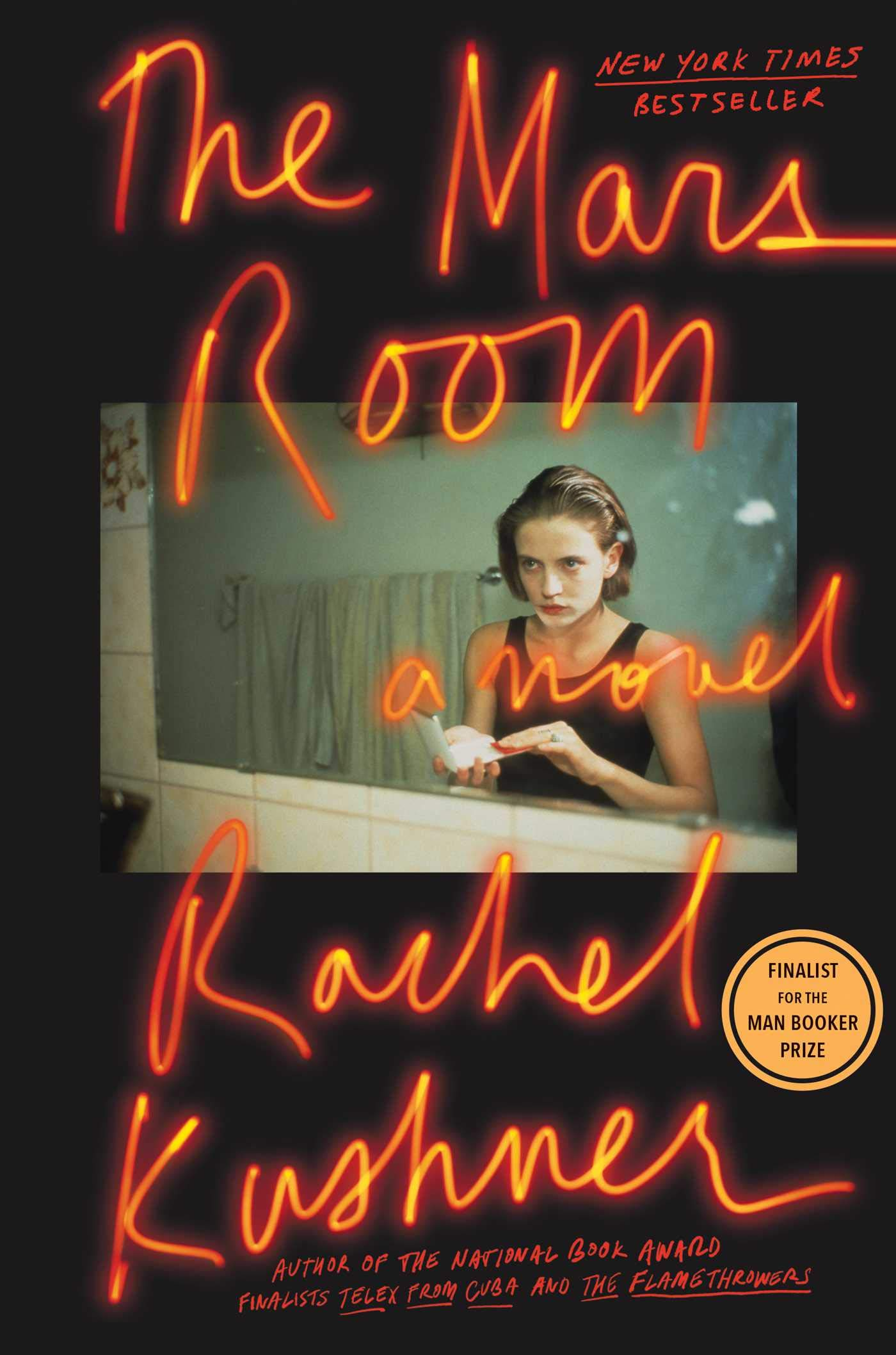 Image result for the mars room rachel kushner